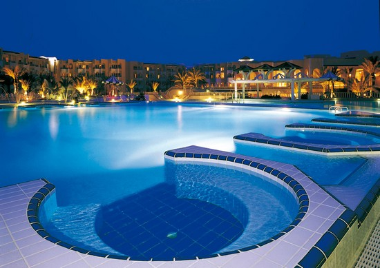 Hasdrubal Thalassa & Spa, Hammamet pool