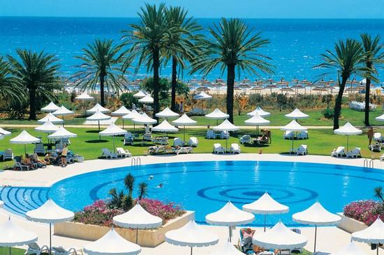 Hotel Riu Palace Oceana Hammamet beach