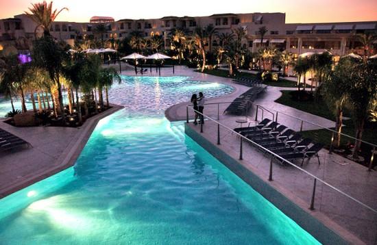 Russelior Hotel & Spa, Hammamet pool