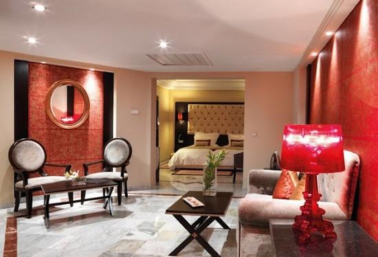 Russelior Hotel & Spa, Hammamet sitting