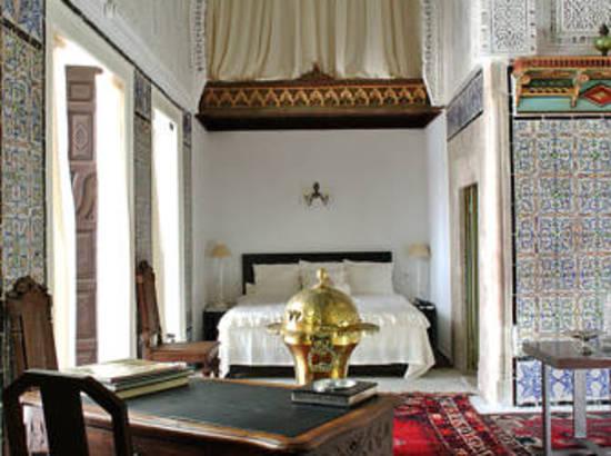Dar Ben-Gacem room