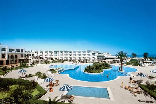 mahdia Hotel Riu El Mansour